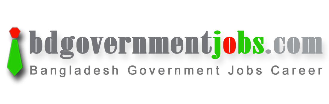 BD Government Jobs